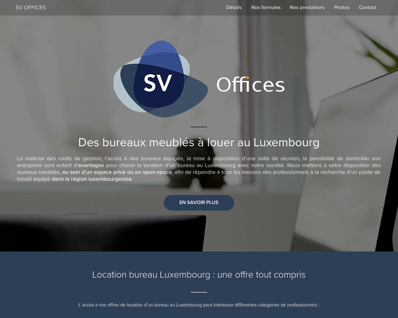 Louer des bureaux équipés au luxembourg diffusez